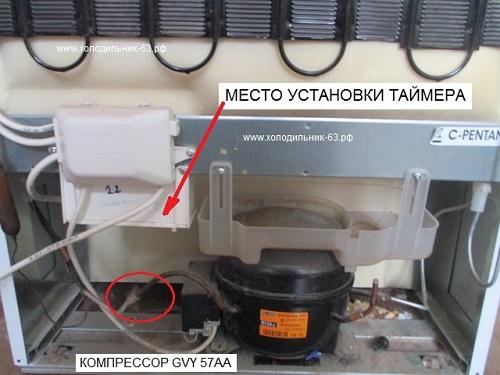 Indesit холодильник ремонт своими руками 48